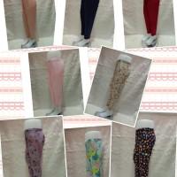 Celana Panjang Legging Anak Polos Dan motif 1-10th