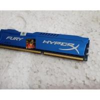 SH1416 a7 Memory KINGSTON HYPER X FURY DDR3 8GB PC 12800