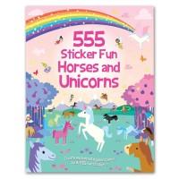 Sticker Fun UNICORNS Stiker Book buku aktivitas anak kado unik