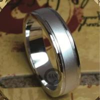 Cincin Kawin Palladium Single 030919