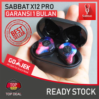 Sabbat X12 Pro Earphone Bluetooth Headset Headphone Gaming Wireless