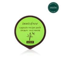 [innisfree] Capsule Pack Bamboo (Refresh And Moisture) 10ML