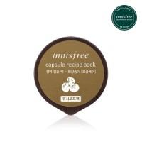 [innisfree] Capsule Pack VOLCANIC CLAY (Pore Care) 10ML