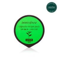 [innisfree] Capsule Pack Green Tea (Calm And Moisture) 10ML