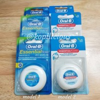Dental Floss Oral B Mint made in Ireland
