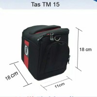 TAS KAMERA TM 15 FREE WATERPROOF