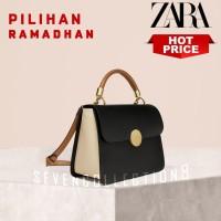 Top Handle / Hand bag -- Tas Zara fashion sling handbag wanita ori