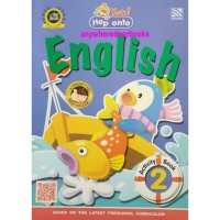 Buku Edukasi Anak - Hop Onto English Activity Book 2