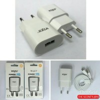 Charger Vizz Power IQ 1A 1 Ampere Original 100%