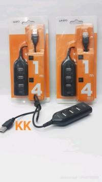 siap kirim KK USB HUB SAKLAR 4 PORT 1M