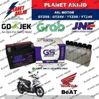 Aki Motor Honda Beat GTZ5S GS Y Accu Kering MF