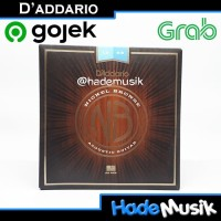 Senar Daddario NB1253 Nickel Bronze Gitar Akustik 12-53 (Original USA)