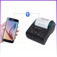 Zjiang Mini Portable Bluetooth Thermal Receipt Printer 5807