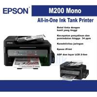 LARIS! Printer Epson M200 Mono All in One Ink Tank