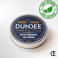 100% Natural/Organik DUNDEE Pomade & Clay | 50g | Sehat