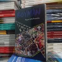 Buku - BOYMAN - ragam latih pramuka - Andri Bob Sunardi