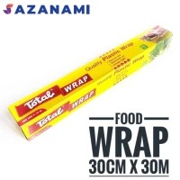 FOOD WRAP TOTAL WRAP 30CM X 30M PLASTIC WRAPPING MAKANAN PLASTIK WRAP