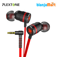 PLEXTONE G20 Hammering Magnet In-Ear Gaming Earphone With Microphone