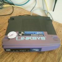 Linksys BEFW11S4 Wireless-B Broadband Router