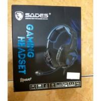 Sades Bpower Gaming Headset SA-739