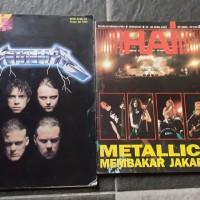 Majalah Hai Metallica April 1993