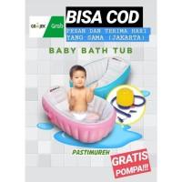 Intime Baby Bath Tub / Bak Mandi Bayi (BONUS: POMPA)