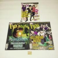 Majalah Jadul HAI Cabutan 13 pcs - 2009 & 2010