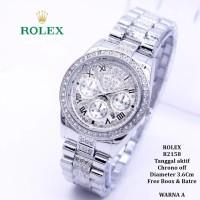 Jam Tangan Wanita Rolex Chrono