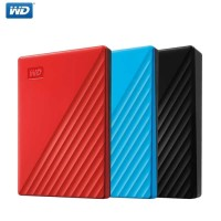 WD My Passport - New Model 2TB USB 3.2