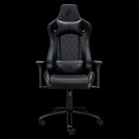 1STPLAYER GAMING CHAIR K2 - BLACK - Comfort - All Steel Skeleton - High Density Molded Foam