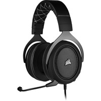 Corsair HS60 PRO Surround Gaming Headset (Carbon/Yellow)