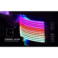 LIAN LI STRIMER PLUS V2 RGB 24 PIN PSU CABLE