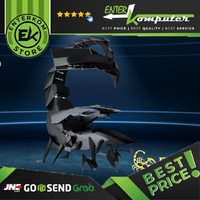 PRIME Gaming SCORPION Chair - Electric Controller - Support 3 Monitor
