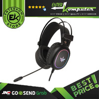 NYK Headset Gaming HS-P17 RGB