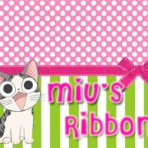 Miu's Ribbon Logo