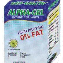 Alpha-Gel Collagen