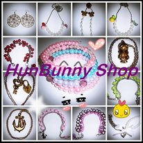 Honey Bunny Shop Logo