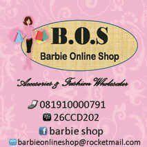 Barbie Online Shop