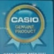 Logo Casio Original