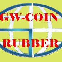 GW COIN RUBBER