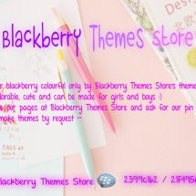 Blackberry Themes Store