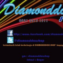 Diamonddon shop