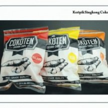 Cokoten Cassava Chips