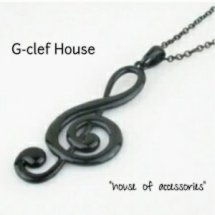 meipie | G-clef house