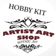 Artist Art Hobby Shop