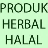 Produk Herbal Halal