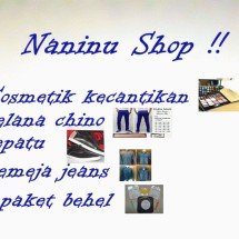 Naninu shop
