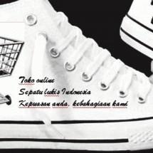 sepatu lukis Indonesia