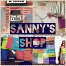 sanny's shop