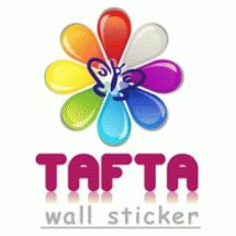 tafta wall sticker